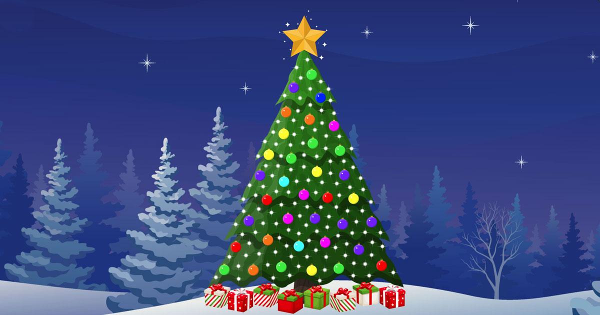 The NKF Christmas Tree